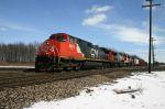CN westbound